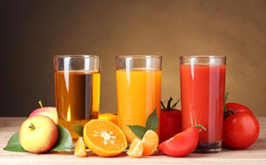 果汁饮料市场的新突围: 逆势增长的高端果汁