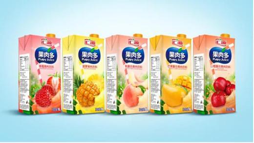深耕品牌年轻化 汇源果汁果肉多包装全新升级